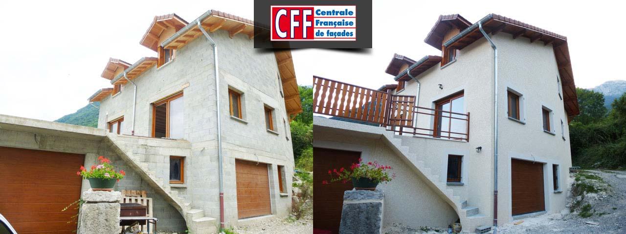centrale francaise de façades