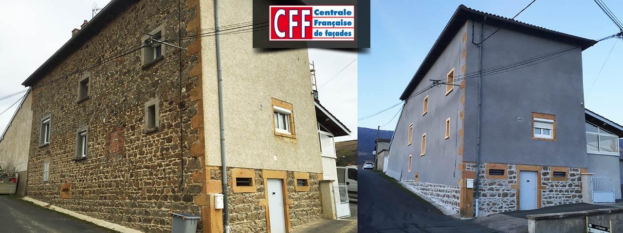 centrale française de - façades