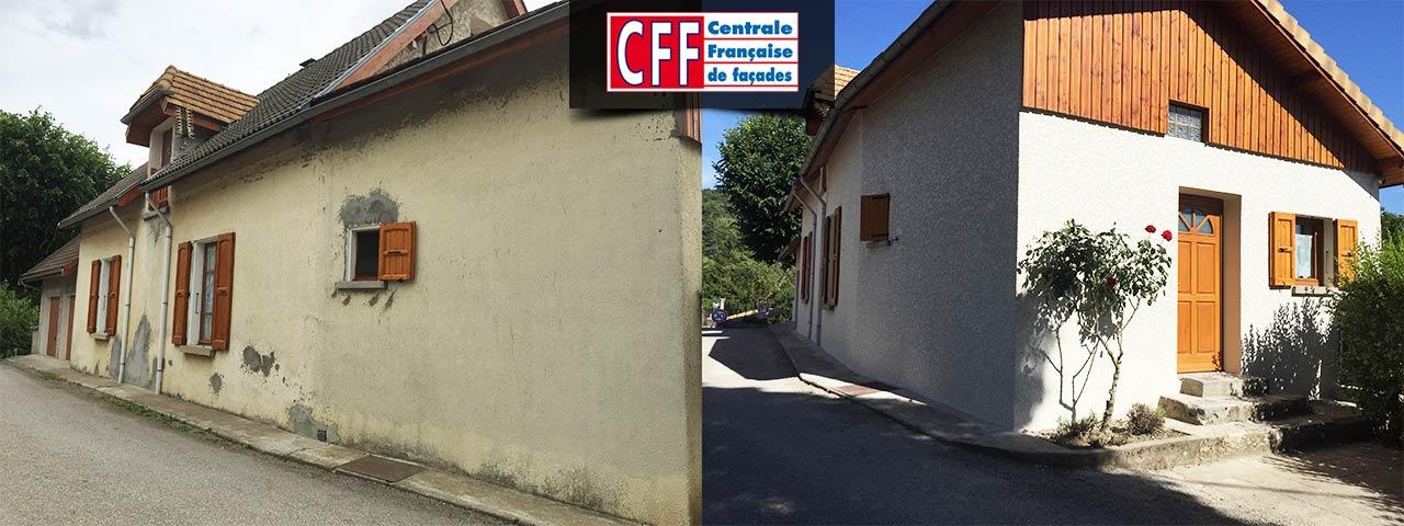 La centrale française des façades