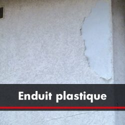 enduit plastique