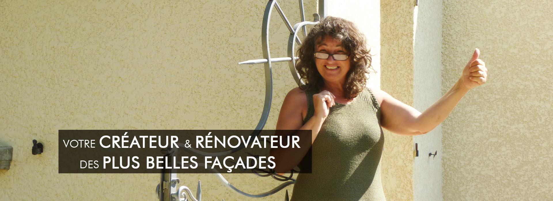 créateur de belle façades et rénovations