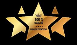 garantie qualité esthetique