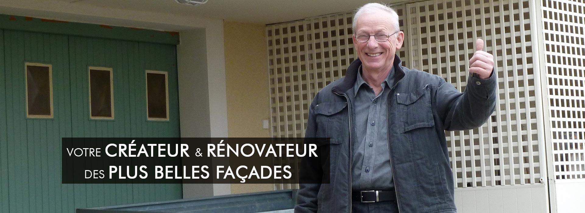 votre créateur et rénovateur des plus belles façades